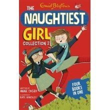 Naughtiest Girl Collection: Books 4-7