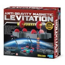 Anti Gravity Magnetic Levitation - Kidz Labs Levitation Science