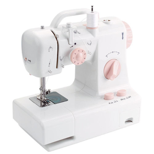 Electric Sewing Sew Machine Automatic Double Thread Stitching Pedal