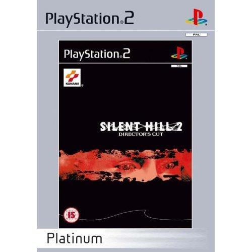Silent Hill 2: Director's Cut Platinum (PS2)