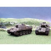 PZKPFW.V PANTHER AUSF G - MILITARY VEHICLES 1:72 FAST ASSEMBLY - Italeri 7504
