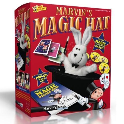 Marvin's Magic Rabbit & Top Hat Trick