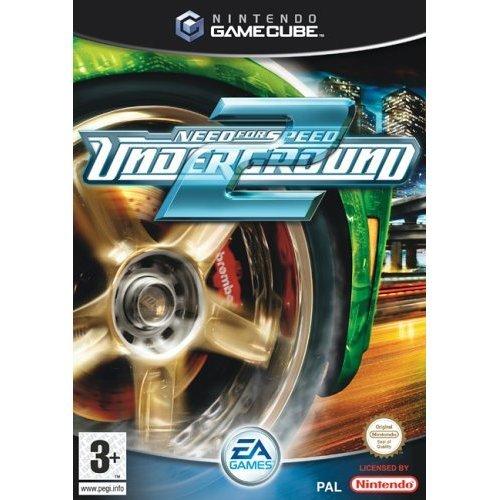 Need For Speed Underground 2 (GameCube)