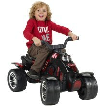 FALK Pirate Quad Bike Black 3/7