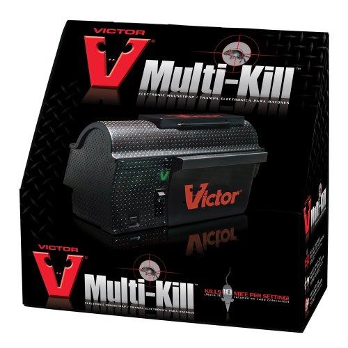 Victor Pest Control M260 Multi-Kill Electronic Mouse Trap