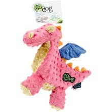 goDog Dragons with Chew Guard Large-Coral