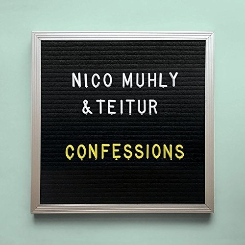 Nico Muhly and Teitur - Confessions [CD]
