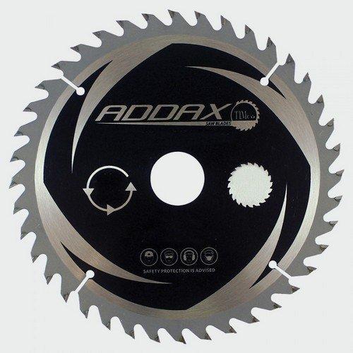 Addax C2543030 TCT Circular Saw Blade 254 x 30 x 30T