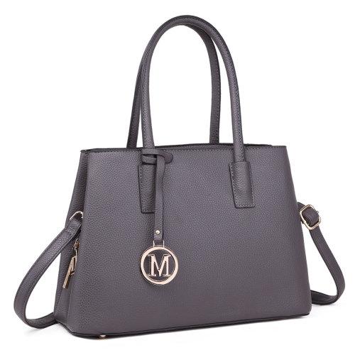 Miss Lulu Women Handbag Multi Compartments Shoulder Bag