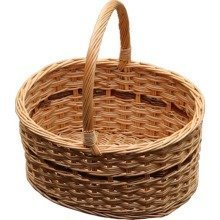 40cm Cotswold Shopping Basket