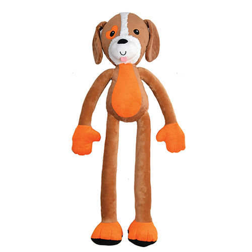 Strechkins Stretchkins Puppy Childs Kids Cuddly Soft Stretchable Toy 3 Yrs Plus