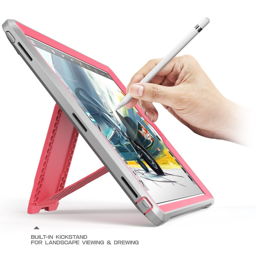 low priced f5929 e71cc All New iPad Pro 12.9 inch case, SUPCASE [Heavy Duty] Unicorn Beetle PRO  Series Full-body Rugged Protective Case Without Screen Protector for  Apple...