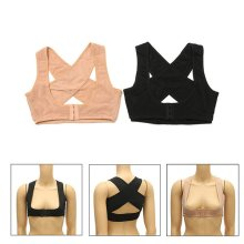 Female Back Correction Shoulder Breast Brace