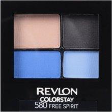 Revlon ColorStay 16 Hour Eyeshadow Palette 580 Free Spirit