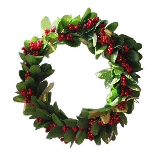Artificial Wreath Hanging Garland Door Wreath Home Decor Fruit