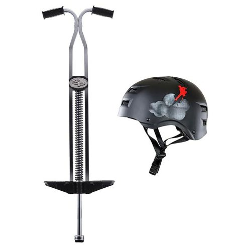 Super Pogo with Cloud Helmet, L/XL