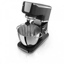 Swan Vintage Stand Mixer With Bowl 1000Watts - Black (Model No SP21010BN)