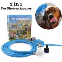 Pet Shower Sprayer Shower for Massage Grooming