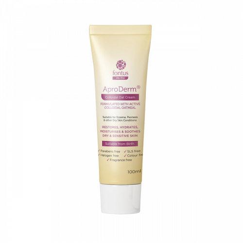 Fontus AproDerm Colloidal Oat Cream 100ml