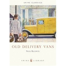 Old Delivery Vans (shire Library)