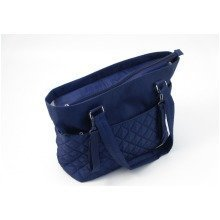 Summer Infant Quilted Tote Bag - Blue