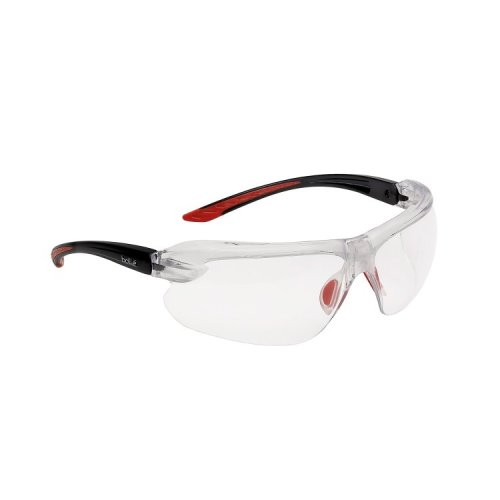 Bolle IRI-S Safety Glasses Spectacles IRIPSI Clear Lens