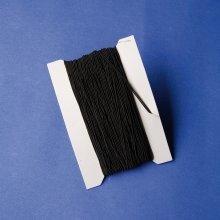 Pbx2460006 - Playbox - Elastic String (black) - 50 M, Ï 1 Mm