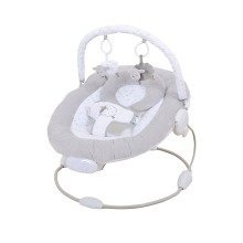 East Coast Counting Sheep Bouncer | Grey Baby Bouncer
