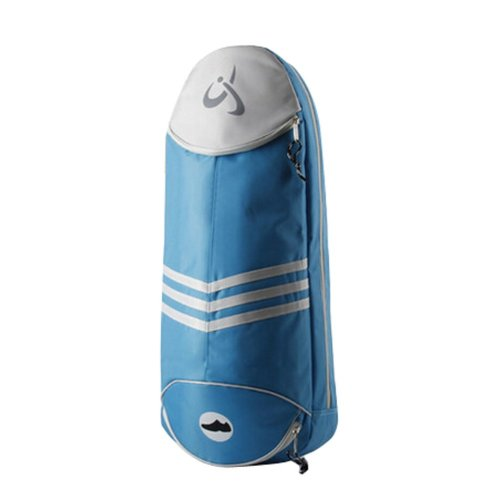 Women's Men's Badminton Equipment Bag Badminton Racket Bag BLUE