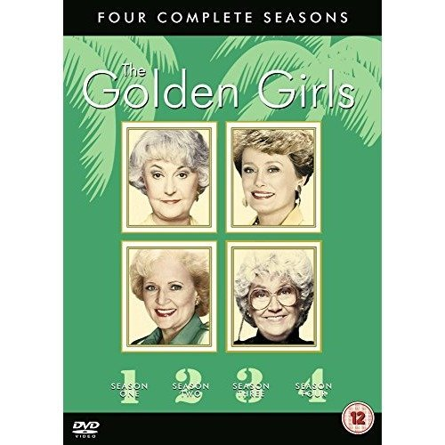 Golden Girls Seasons 1 4 the