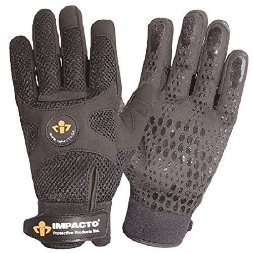 Impacto Medium Anti-Vibration Mechanic's Air Glove