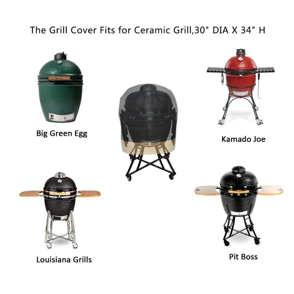 Louisiana Kamado Grill Vs Big Green Egg