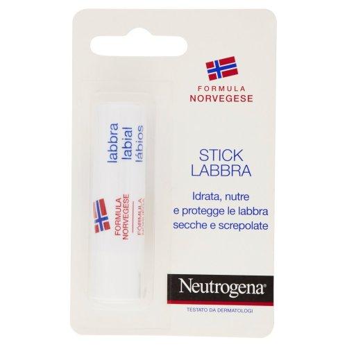 Neutrogena 23187 Norwegian Formula Lip Moisturizer LSF4