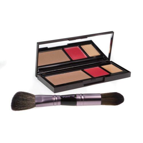 Studio 10 Face Definer Contour Makeup Palette