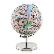 "Globee Amsterdam 4"" Globe Science Kit"