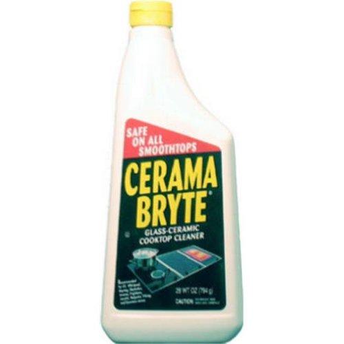 Blue Ribbon Products 88100 Cerama Bryte Ceramic Cook Top Cleaner Bottle, 28 oz