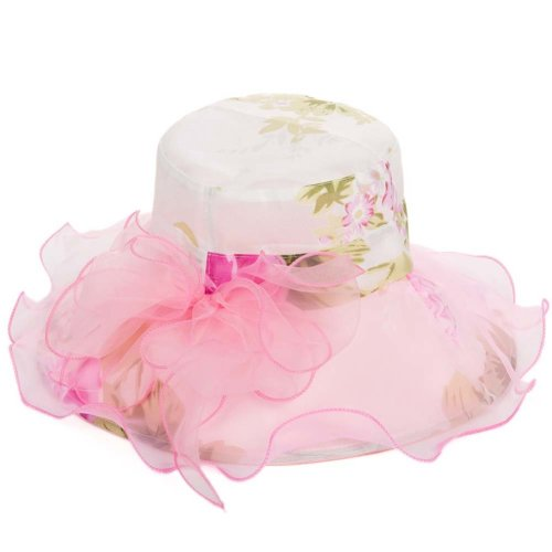 Sun Hat Female Summer Fashion Hat Foldable Travel Beach UV Sun Hat Summer Hat