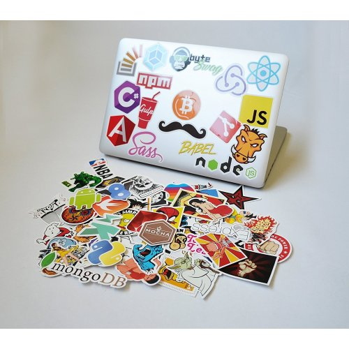 DEVELOPER STICKERS from ByteSwag for Software Developers, Engineers, Hackers, Programmers, Geeks, and Coders.
