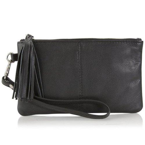 Hadaki HDK950BLACK Essential Wristlet, Black
