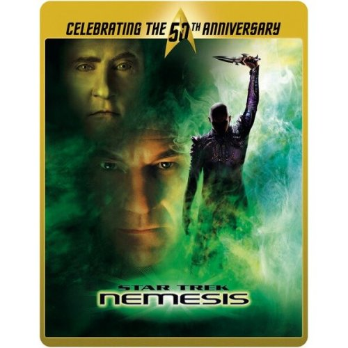 Star Trek 10 - Nemesis (limited Edition 50th Anniversary Steelbook)