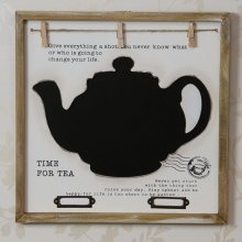 Time for Tea Chalkboard