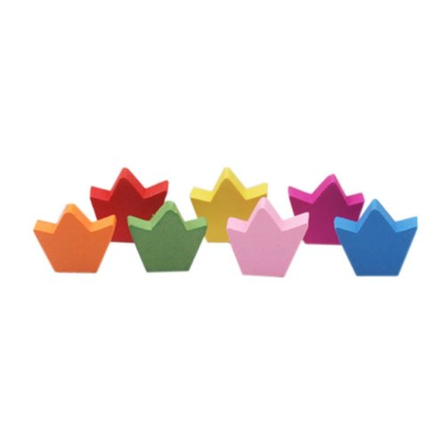 Crown Design Pushpins Drawing Pin 50 Pcs for shcool or office