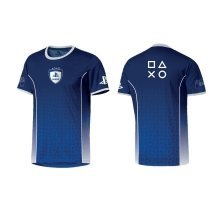 Playstation eSports T-Shirt (Symbol Fade)