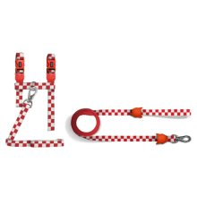 Zee Cat Harness & Lead ''the Fifties'' One Size