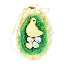 Easter Decoration Children's Party Decorations Easter Eggs Decorations[B]
