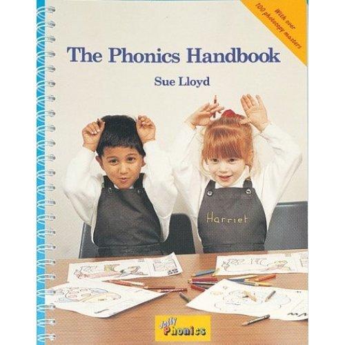 The Phonics Handbook: A Handbook for Teaching Reading, Writing and Spelling (Jolly Phonics)