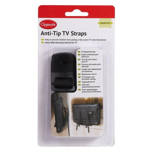 Clippasafe Anti Tip Tv Strap