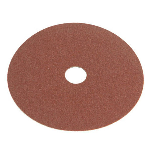 Faithfull FAIAD11580 Resin Bonded Fibre Disc 115mm x 22mm x 80g (Pack of 25)