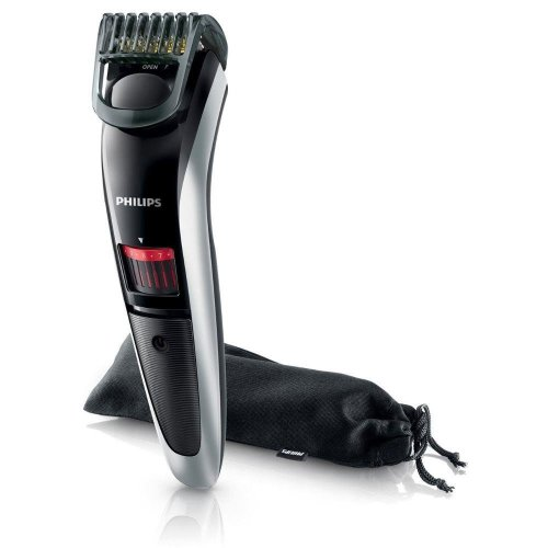 Philips Series 3000 Cordless Beard Trimmer with Titanium Blades (QT4013/23)