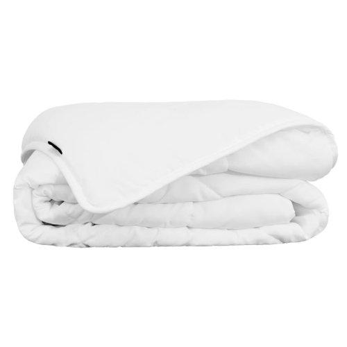 vidaXL Summer Duvet/Quilt 200x220 cm White